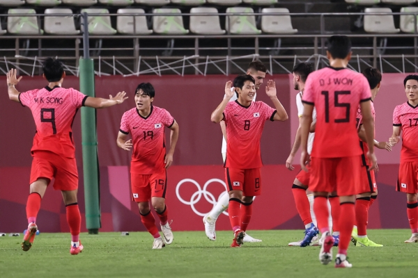 [Tokyo Olympics] Survey shows football is most popular Olympic sport among S. Korean viewers