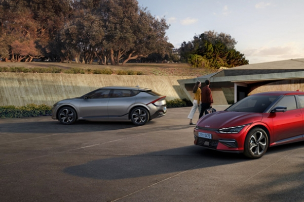 Kia starts sales of first all-electric EV6