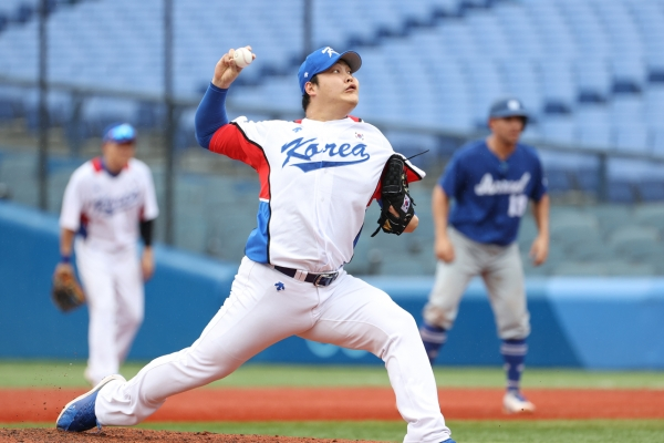 [Tokyo Olympics] KBO closer thriving in middle relief for nat'l team