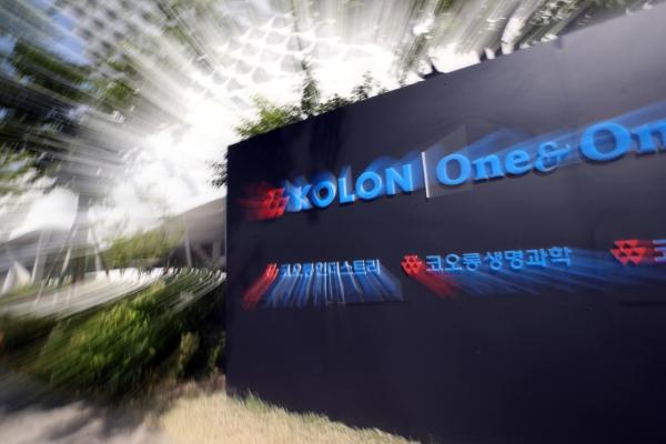 Kolon Industries net more than quadruples in Q2