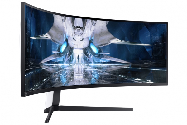 Samsung leads Q2 curved monitor market