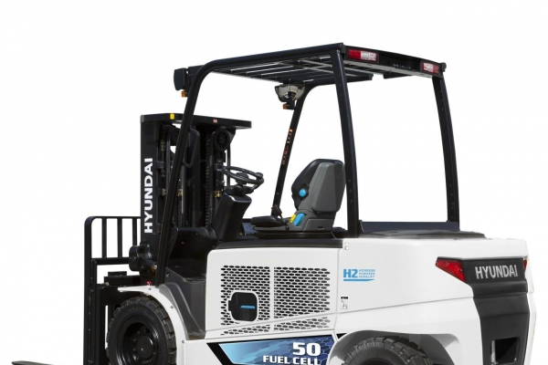 Hyundai Construction Equipment to develop small-sized forklifts