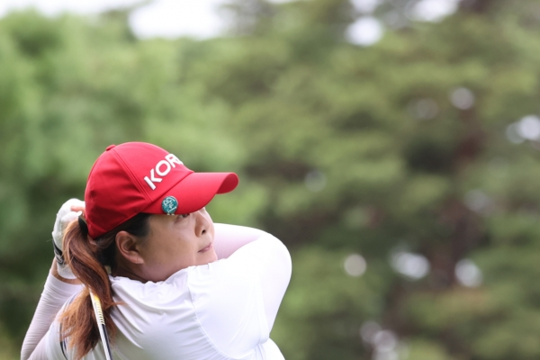 LPGA star Park In-bee embracing tough conditions at historic course