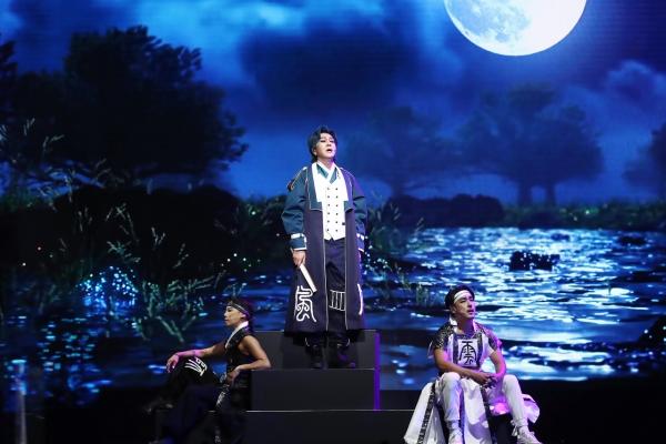 Musical promotes peace in DMZ area