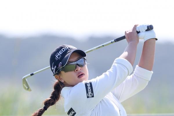 S. Koreans suffer 1st LPGA major shutout in 11 years