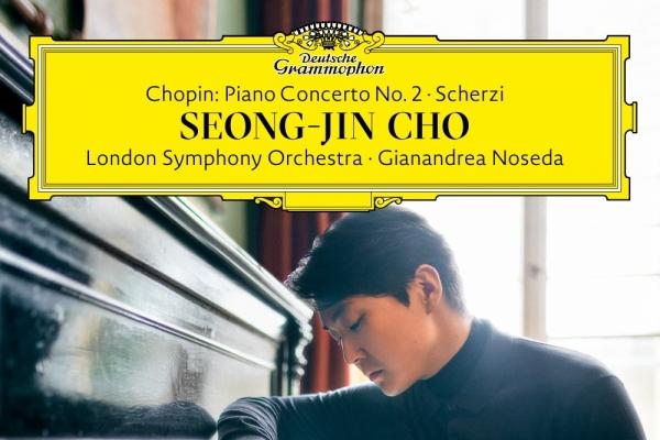 Cho Seong-jin releases new Chopin album