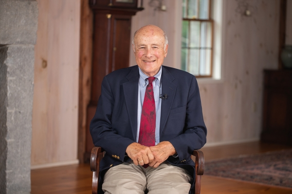 Joseph Nye to lecture in EBS series 'Great Minds'