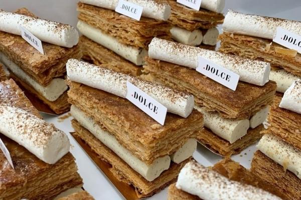 Modern Italian treats at Punto Dolce