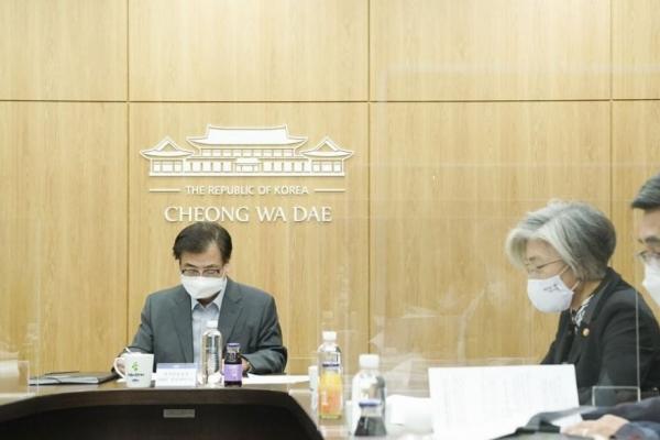 NSC officials stress US has no hostile intent toward N. Korea