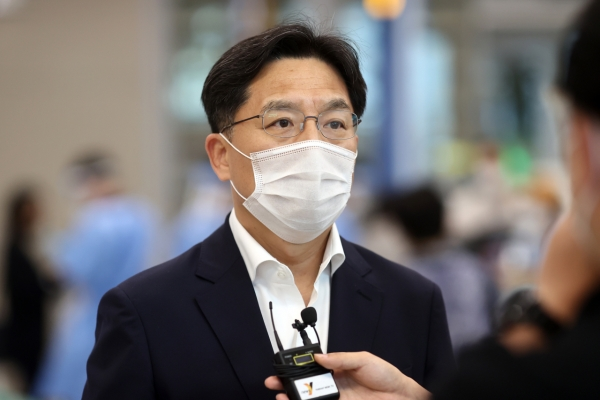 S. Korea's top nuke envoy heads for Tokyo for talks with US, Japan