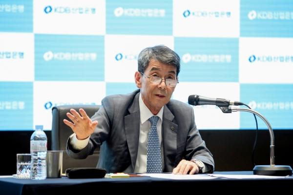 Take down antitrust hurdles for mergers: KDB chief