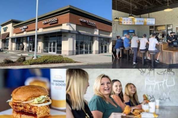 Chicken burger chain Mom's Touch to open 100 stores in US by 2025