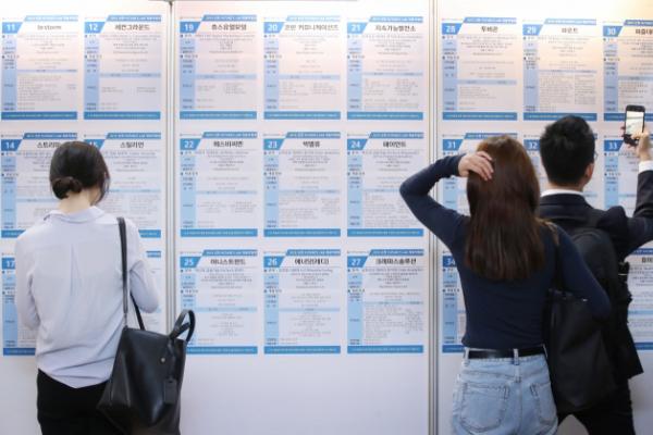 No. of Korean youths who gave up job seeking surges 35%