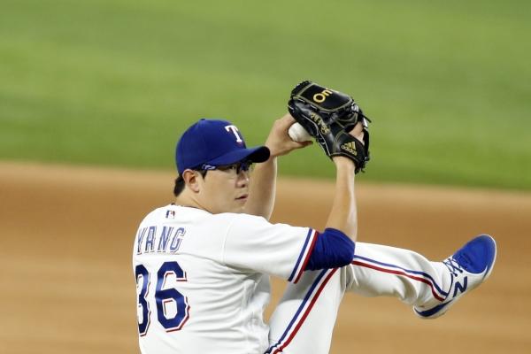 Rangers' Yang Hyeon-jong sent back to minors