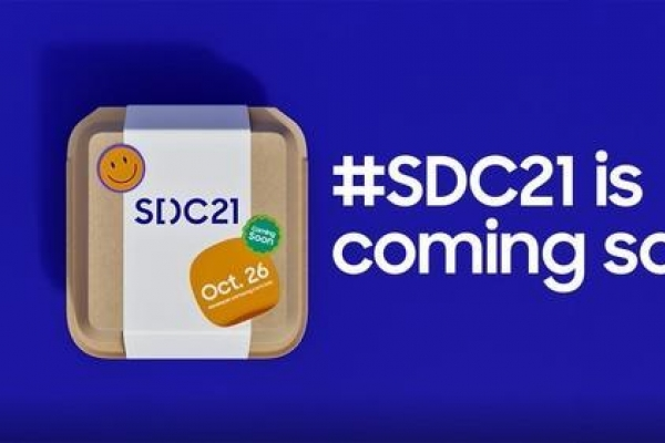 Samsung to hold developer conference online next month