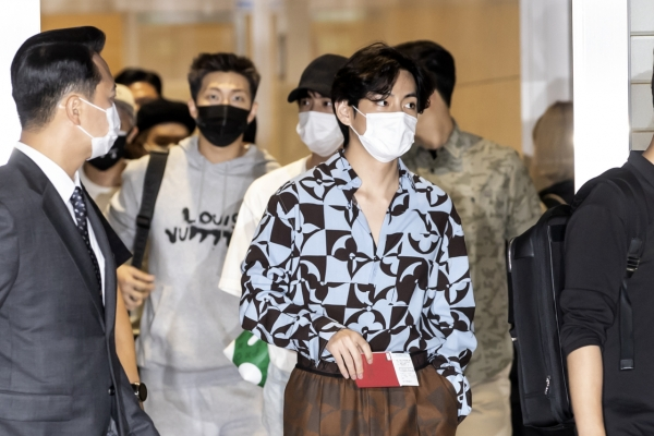 BTS heads to New York for UN event as special presidential envoy