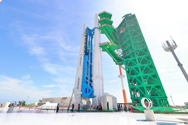 S. Korea to launch domestically developed rocket on Oct. 21