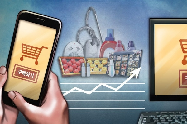 Online shopping rises 16.8% in Aug. amid pandemic