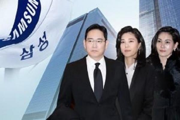 Samsung heir stays S. Korea's richest stockholder