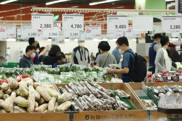 Inflation growth hits over 2% for 6th straight month in Sept.