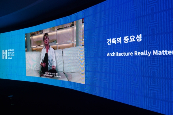 [Herald Design Forum 2021] What architects can do in post-pandemic era
