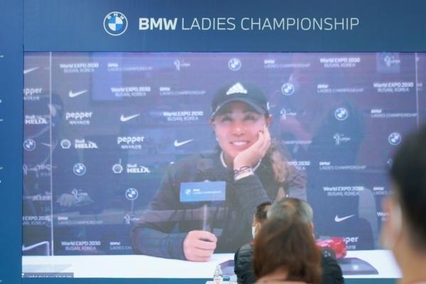 Korean American LPGA star driven to win in late father's hometown
