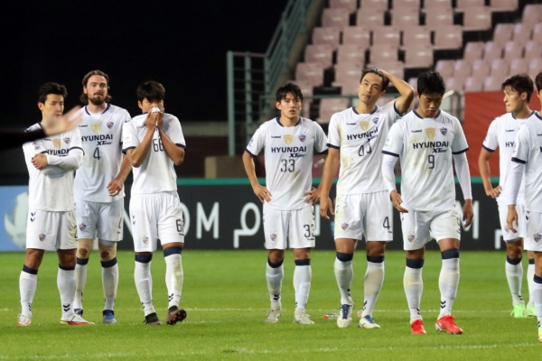 Deja vu all over again for Ulsan in crushing loss to Pohang at AFC Champions League