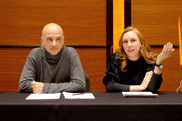 [Herald Interview] Spanish writers talk about compromising an ideology to achieve a bigger goal