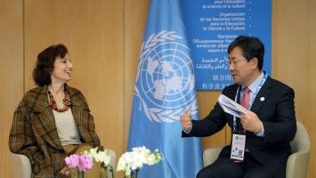 S. Korea, UNESCO to cooperate toward listing DMZ as world heritage