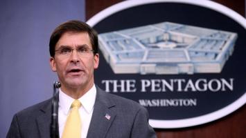 US always open to talks with N. Korea: Esper