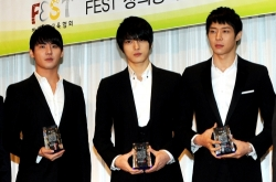 Over 80,000 fans sign petition for JYJ