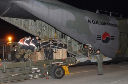 Korea's 102-member rescue team to arrive in Japan