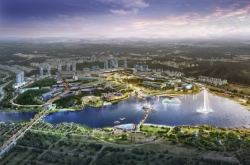 Sejong City offers chance to realize urban dream: Lee