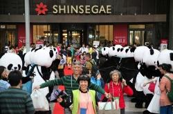 [Weekender] Shinsegae draws Chinese shoppers