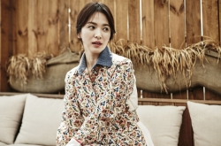 Song Hye-kyo calls Song Joong-ki the 'perfect male lead'