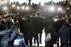 Samsung heir questioned over Park scandal