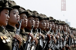N. Korea's spy agency sees increase in women recruits: report