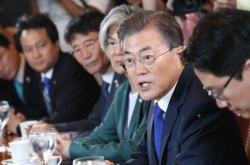 NK nuclear solution more likely than ever with Trump: Moon