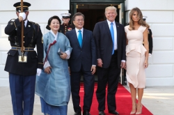 "Trump tweets about ""a new trade deal"" between US, Korea"