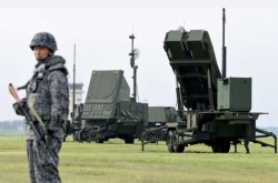 Japan carries out anti-missile drill following NK missile launch