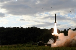 Seoul's own missile fails midway