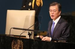 Moon calls for UN role in North Korea crisis