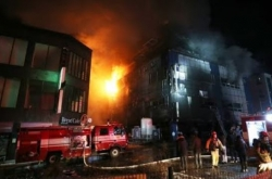 Moon to visit Jecheon over tragic fire