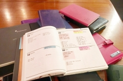 [Weekender] Pouring heart into diary for 15 years