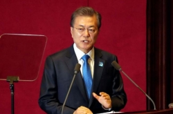 President Moon urges full, swift support for victims of hospital fire