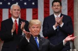 Trump says NK nukes could 'very soon' threaten US