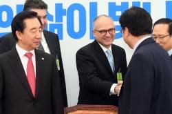 Korea to swiftly discuss normalization plan for GM Korea: regulator