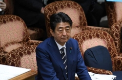 Abe says he appreciates NK's shift to talks, will continue pressure