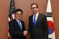 S. Korea pins hope on steel tariff exemption