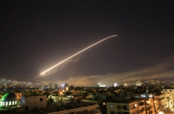 Iran warns of 'regional consequences' of Syria strikes